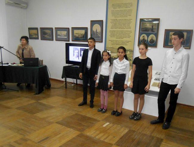 Встреча, посвященная памяти первооткрывателей вольфрамо-молибденового месторождения