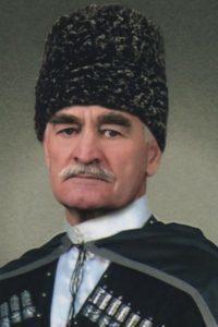 """Добрый след Султана Сосналиева"""